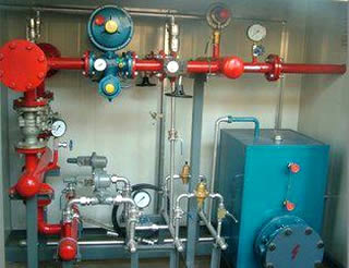 RX-※/※ Series Gas Pressure Regulating Cabinet for Gas